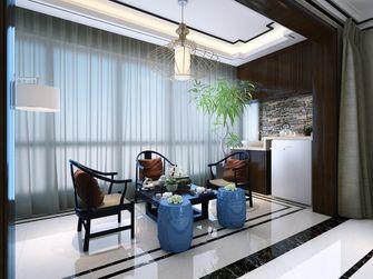 140平米四室两厅中式风格阳台装修效果图