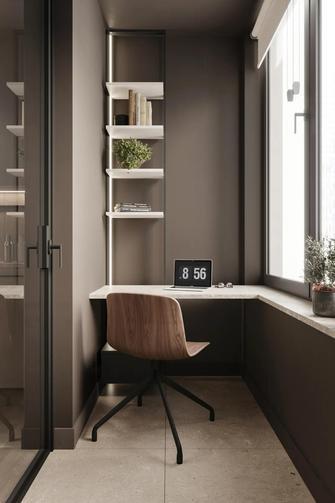 60平米一居室现代简约风格卧室装修案例