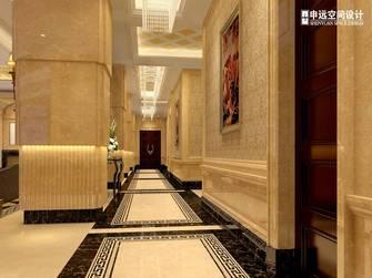 20万以上140平米欧式风格走廊装修图片大全