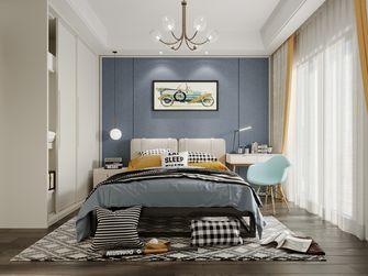 20万以上90平米三室一厅中式风格卧室装修图片大全