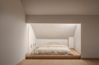 140平米四室一厅日式风格卧室图片