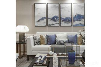 10-15万120平米三室一厅中式风格客厅图片