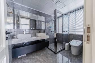 20万以上130平米三室两厅法式风格卫生间装修图片大全