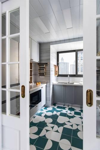 豪华型90平米三欧式风格厨房装修图片大全