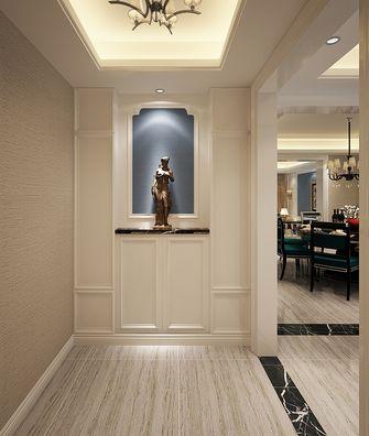 3万以下140平米别墅法式风格玄关装修案例