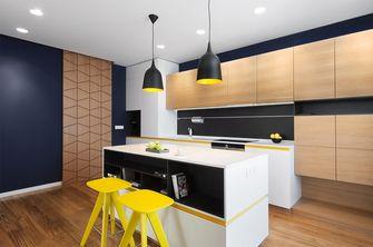 5-10万90平米三新古典风格厨房设计图