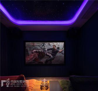 20万以上140平米别墅美式风格影音室效果图