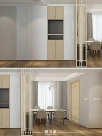 20万以上130平米四日式风格餐厅装修效果图