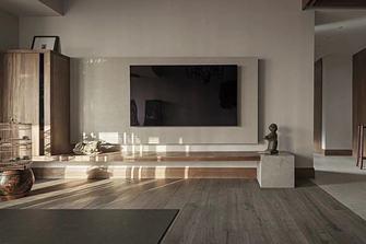 20万以上140平米四室一厅日式风格客厅图