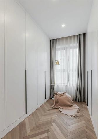 10-15万110平米三室两厅北欧风格衣帽间装修效果图