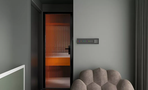 50平米复式工业风风格卧室装修效果图