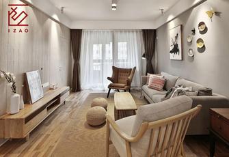 10-15万三室两厅北欧风格走廊图片大全