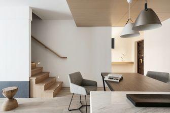 20万以上140平米复式日式风格客厅装修案例