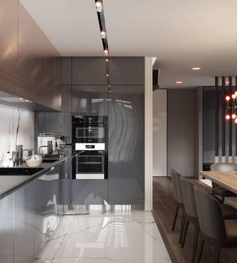15-20万140平米三美式风格厨房装修图片大全
