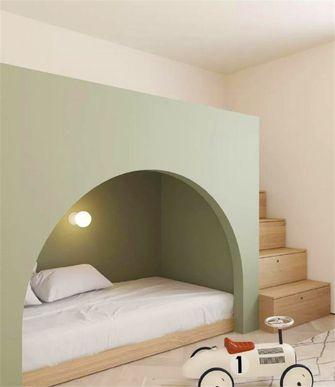 10-15万60平米一室两厅现代简约风格卧室设计图