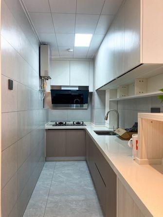 10-15万100平米三室两厅日式风格厨房图片大全