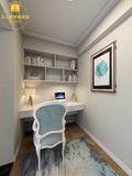 10-15万110平米四室两厅欧式风格书房欣赏图