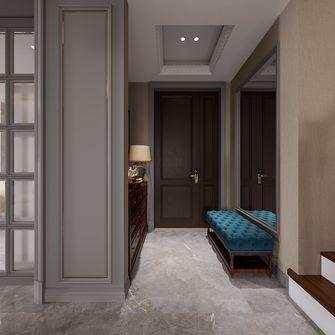 豪华型140平米复式美式风格玄关装修图片大全