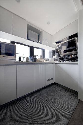富裕型140平米三室两厅中式风格厨房设计图
