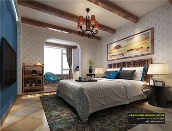 经济型100平米东南亚风格卧室装修图片大全
