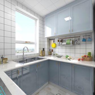20万以上140平米四室一厅北欧风格厨房图片