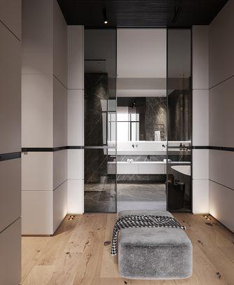 富裕型三室两厅日式风格卧室欣赏图