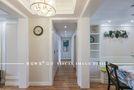 120平米三美式风格走廊设计图