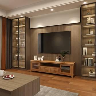 10-15万120平米三室三厅中式风格客厅装修效果图