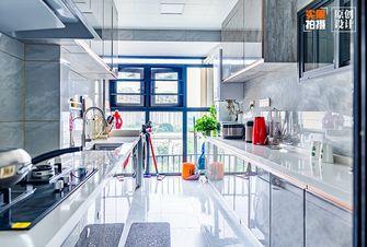 豪华型140平米三室两厅现代简约风格厨房装修案例