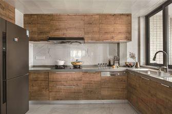 15-20万130平米三室一厅现代简约风格厨房装修效果图