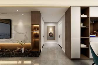富裕型120平米三室一厅现代简约风格走廊装修案例