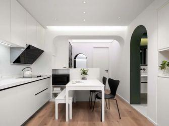 经济型50平米小户型混搭风格餐厅设计图