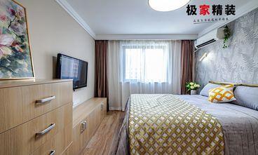 90平米三混搭风格卧室装修案例
