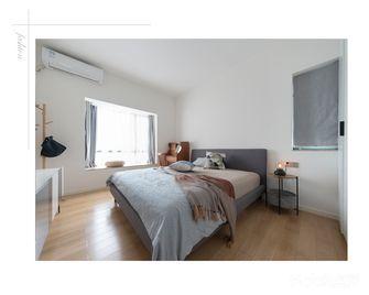 20万以上120平米三室两厅日式风格卧室图片