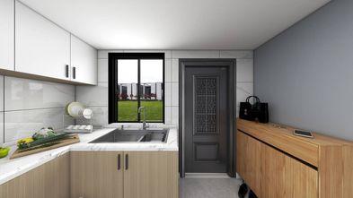 5-10万60平米一居室现代简约风格厨房欣赏图