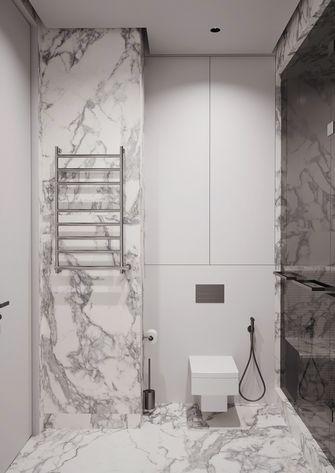 20万以上130平米三室两厅现代简约风格卫生间图片