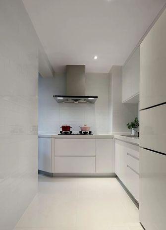 80平米法式风格厨房装修图片大全