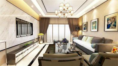 140平米四室一厅港式风格客厅图片