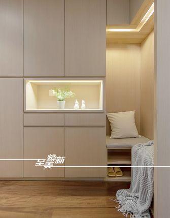 富裕型60平米现代简约风格玄关装修效果图