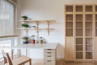 10-15万140平米四室一厅日式风格书房装修案例