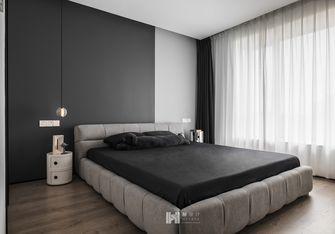 经济型120平米三室两厅现代简约风格卧室图