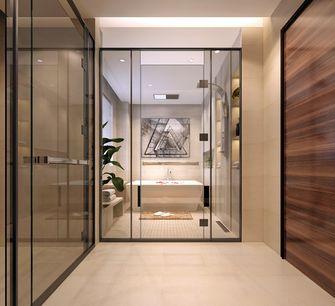 140平米别墅港式风格卫生间欣赏图