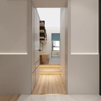 50平米一室一厅日式风格玄关装修案例