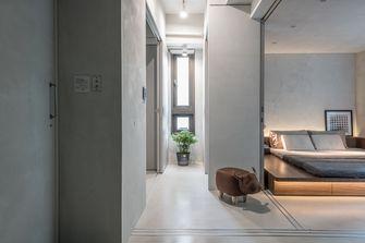 20万以上140平米四室三厅工业风风格卧室图片