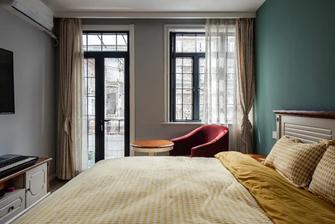 20万以上40平米小户型混搭风格卧室装修案例