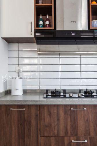 豪华型100平米三室两厅北欧风格厨房欣赏图