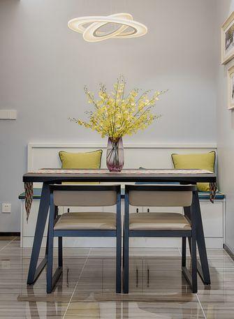 140平米四室一厅英伦风格餐厅装修效果图