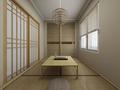 80平米复式中式风格储藏室欣赏图