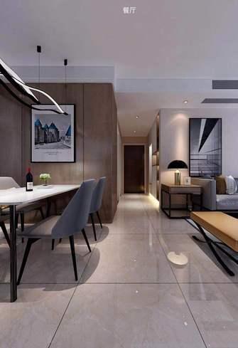20万以上110平米三室两厅中式风格走廊图