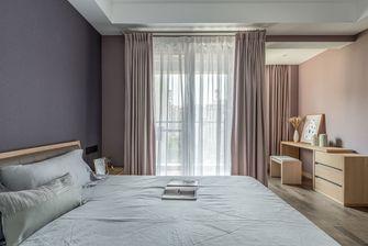 经济型100平米三现代简约风格卧室设计图